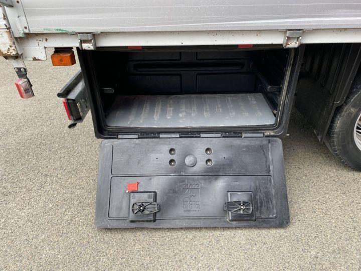 Vehiculo comercial Iveco Daily Caja abierta 35C15 PLATEAU LONG GRANDE LARGEUR, 2 COFFRES BLANC - 8