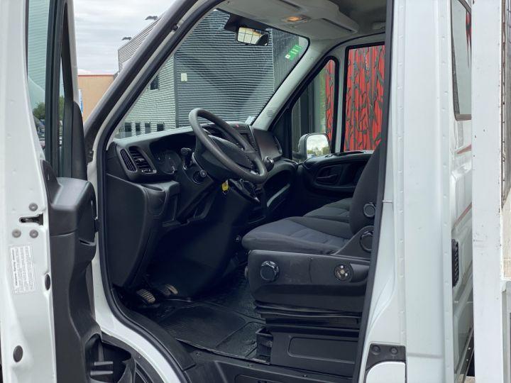 Vehiculo comercial Iveco Daily Caja abierta 35C15 PLATEAU LONG GRANDE LARGEUR, 2 COFFRES BLANC - 9