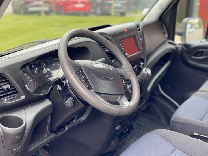 Vehiculo comercial Iveco Daily Caja abierta 35C15 PLATEAU LONG GRANDE LARGEUR, 2 COFFRES BLANC - 11