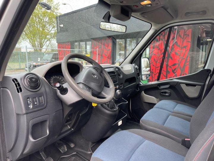Vehiculo comercial Renault Master Caja abierta 125 PICK UP LONG BLANC - 5