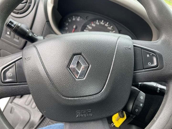 Vehiculo comercial Renault Master Caja abierta 125 PICK UP LONG BLANC - 7