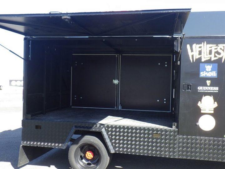 Vehiculo comercial Ford Transit Caja cerrada Noir  - 5