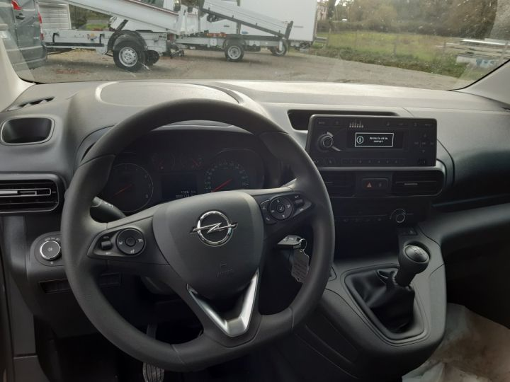 Vehiculo comercial Opel Combo Caja cerrada Noir - 4