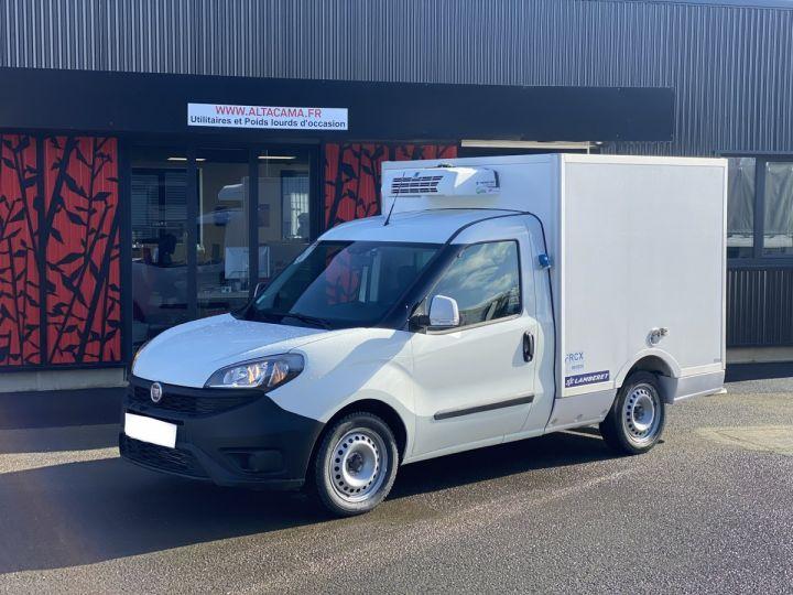 Vehiculo comercial Fiat Doblo Caja frigorífica BLANC - 1