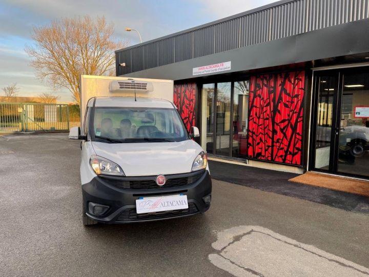 Vehiculo comercial Fiat Doblo Caja frigorífica BLANC - 13