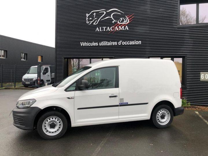 Vehiculo comercial Volkswagen Caddy Caja isotermo BLANC - 3