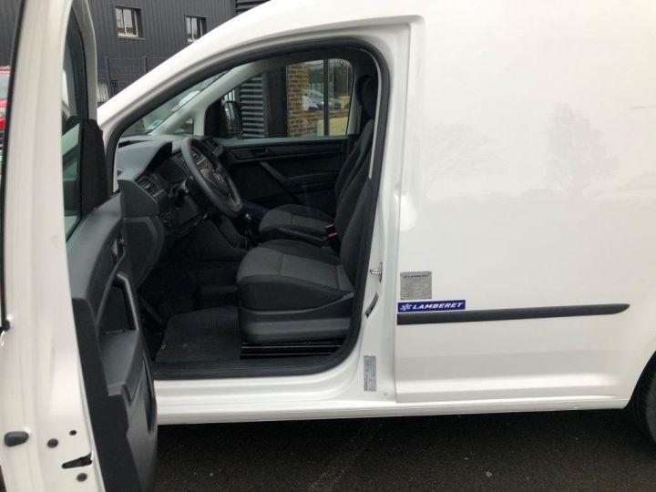 Vehiculo comercial Volkswagen Caddy Caja isotermo BLANC - 14