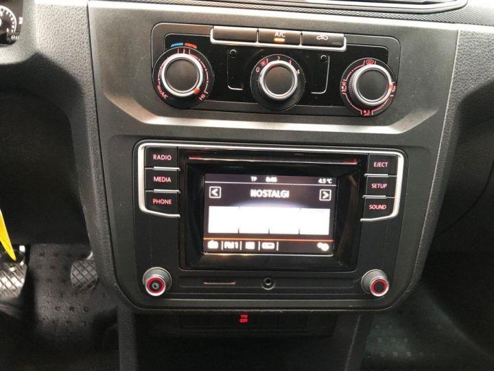 Vehiculo comercial Volkswagen Caddy Caja isotermo BLANC - 17