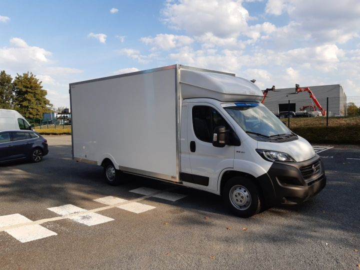 Vehiculo comercial Fiat Ducato Chasis cabina PACK PRO NAV PLANCHER CABINE 160CV BLANC - 2