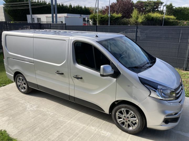 Vehiculo comercial Fiat Talento Furgón FIAT TALENTO VAN AMENAGE 2,0 MJT 145 CH PRO LOUNGE  ARGENT METAL  - 7