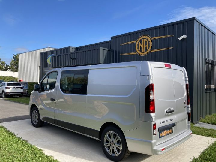 Vehiculo comercial Fiat Talento Furgón FIAT TALENTO VAN AMENAGE 2,0 MJT 145 CH PRO LOUNGE  ARGENT METAL  - 11