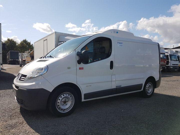 Vehiculo comercial Renault Trafic Furgón frigorífico 2.0dci 115 FRIGORIFIQUE L1H1 BLANC - 1