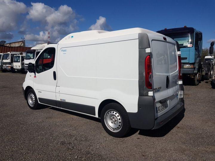Vehiculo comercial Renault Trafic Furgón frigorífico 2.0dci 115 FRIGORIFIQUE L1H1 BLANC - 4