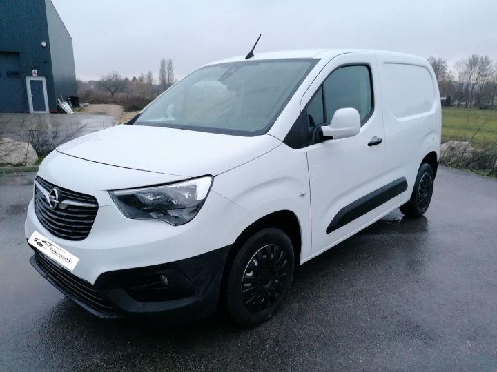 Vehiculo comercial Opel Combo Furgón BLANC - 1
