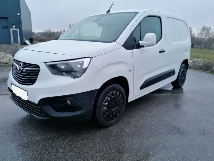 Vehiculo comercial Opel Combo Furgón BLANC - 3