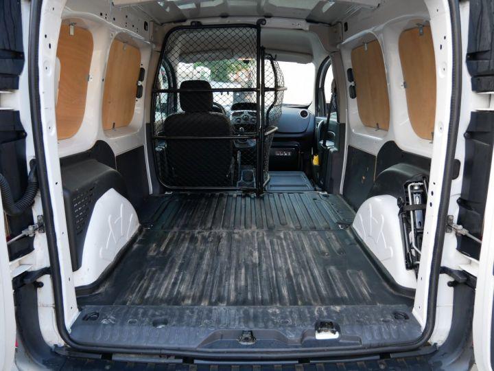 Vehiculo comercial Renault Kangoo Furgón Express Energy 1.5 dCi 75 Confort, TVA récupérable, Entretien 100% RENAULT Blanc Mineral - 13