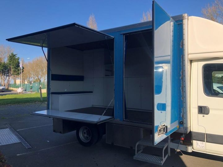 Vehiculo comercial Iveco Daily Otro EVENEMENTIEL CAR PODIUM BUREAU MOBILE BLEU - 1