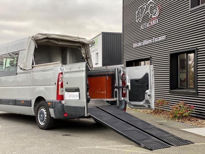 Vehiculo comercial Renault Pick Up L3H2 125 CV  6 PLACES PLATEAU PICK UP BACHE COULISSANTE RAMPES DE CHARGEMENT  GRIS - 6