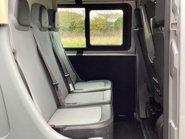Vehiculo comercial Renault Pick Up L3H2 125 CV  6 PLACES PLATEAU PICK UP BACHE COULISSANTE RAMPES DE CHARGEMENT  GRIS - 13