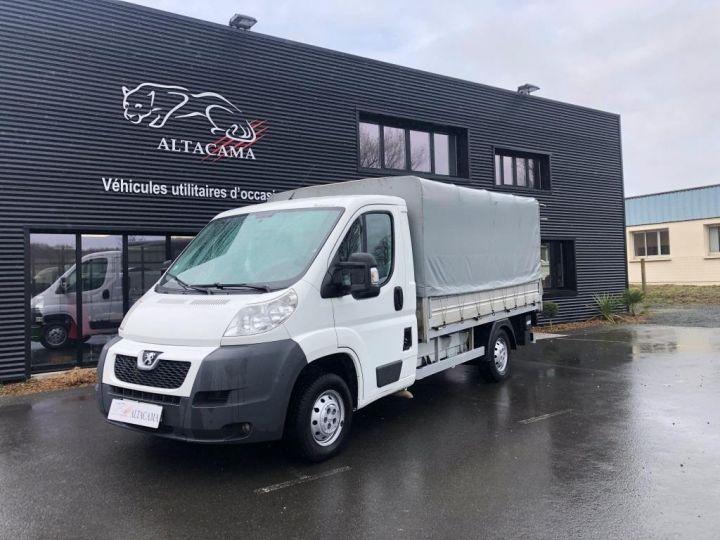 Vehiculo comercial Peugeot Semitauliner BLANC - 1