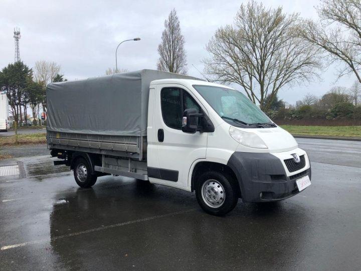 Vehiculo comercial Peugeot Semitauliner BLANC - 2