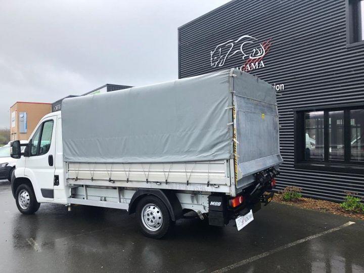 Vehiculo comercial Peugeot Semitauliner BLANC - 3