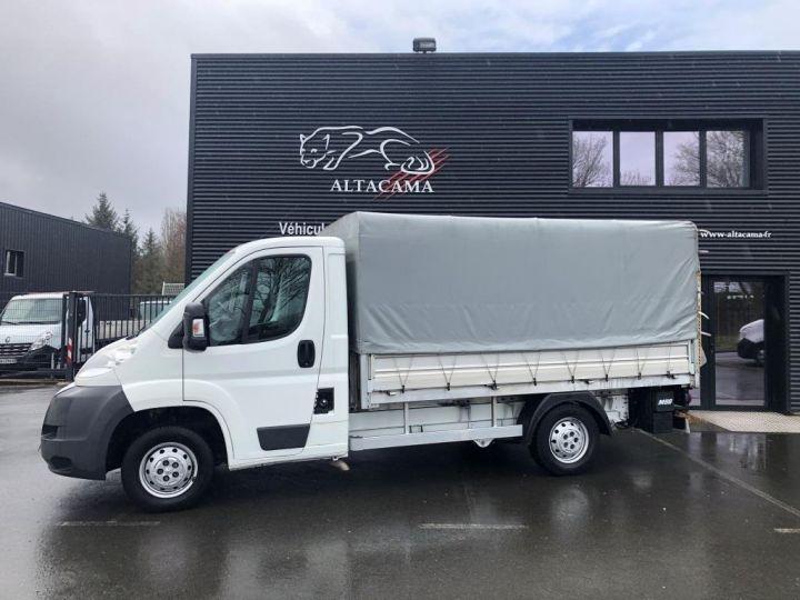 Vehiculo comercial Peugeot Semitauliner BLANC - 4