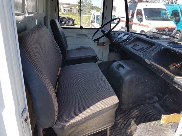 Vehiculo comercial Mercedes Vario Transporte de ganado L 406 D BLANC - GRIS - 21