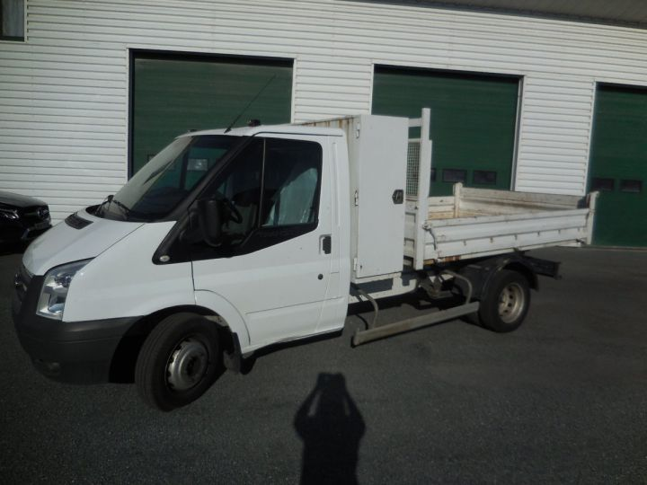 Vehiculo comercial Ford Transit Volquete trasero 350 MJ C-C TDCI 125 PROP  - 1
