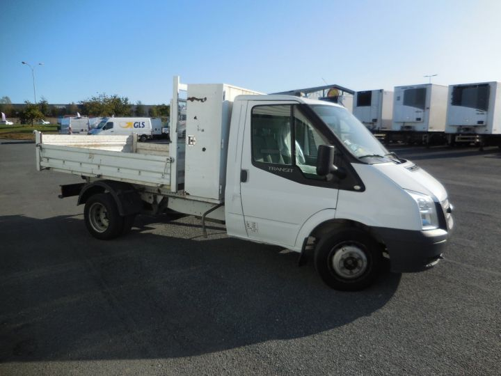 Vehiculo comercial Ford Transit Volquete trasero 350 MJ C-C TDCI 125 PROP  - 4