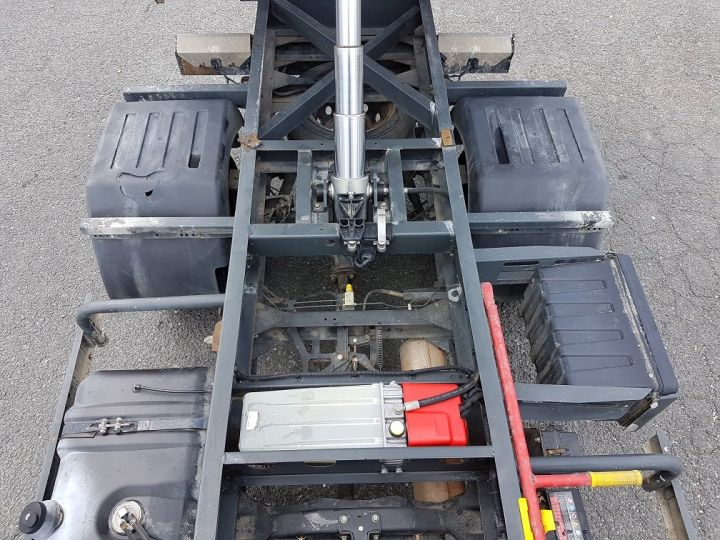 Vehiculo comercial Nissan Cabstar Volquete trasero 35-11 BLANC JAUNE - 8
