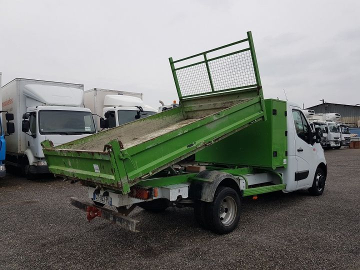 Vehiculo comercial Renault Master Volquete trasero 150dci.35 PMJ - BENNE + COFFRE BLANC - VERT - 3