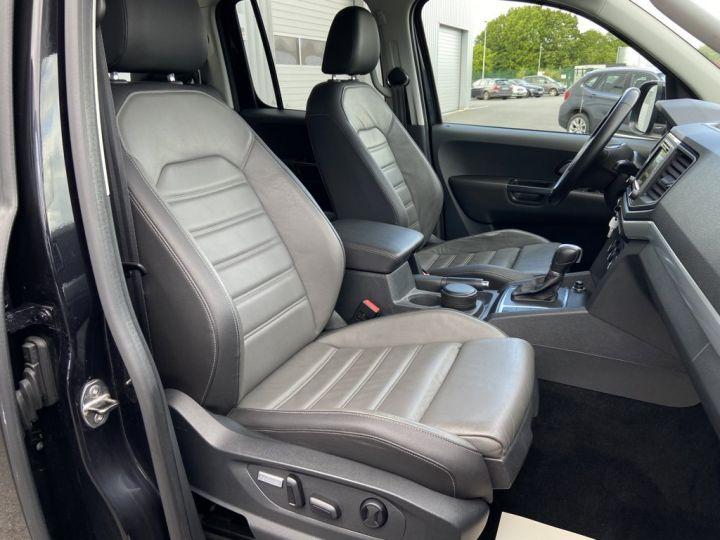 Volkswagen Amarok 3.0 V6 TDI 224ch 4MOTION CARAT BVA8 NOIR - 13