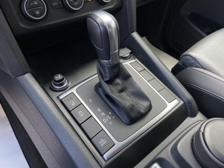 Volkswagen Amarok 3.0 V6 TDI 224ch 4MOTION CARAT BVA8 NOIR - 17