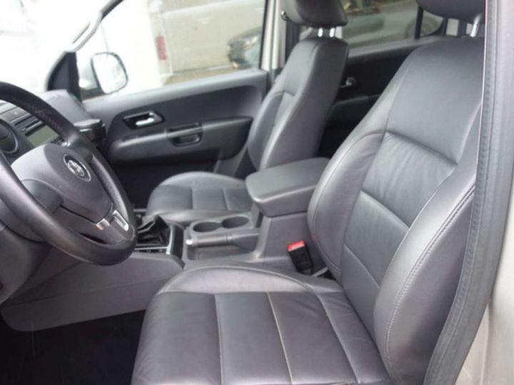 Volkswagen Amarok 4 motion beige - 6
