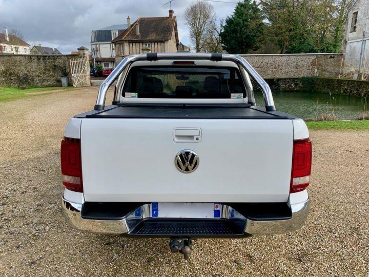 Volkswagen Amarok Carat Auto 3.0L V6 TDI 4x4 Blanc Candy Occasion - 5