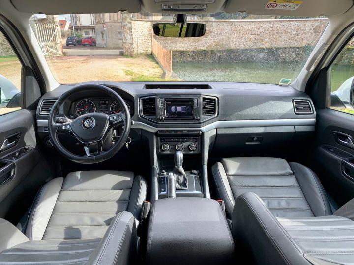 Volkswagen Amarok Carat Auto 3.0L V6 TDI 4x4 Blanc Candy Occasion - 8