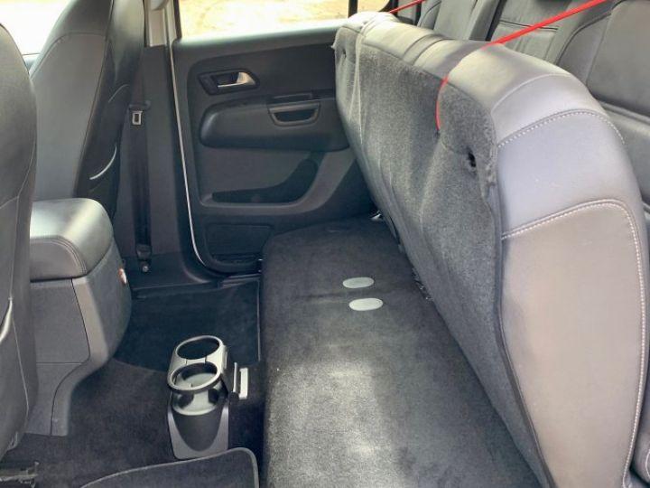 Volkswagen Amarok Carat Auto 3.0L V6 TDI 4x4 Blanc Candy Occasion - 13