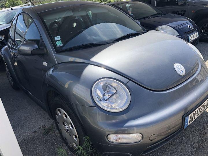 Volkswagen Beetle 1.6 102CH GRIS F - 1