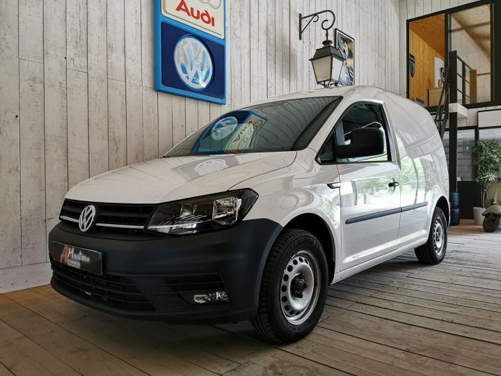 Volkswagen Caddy 1.2 TSI 84 CV BUSINESS LINE  Blanc - 2