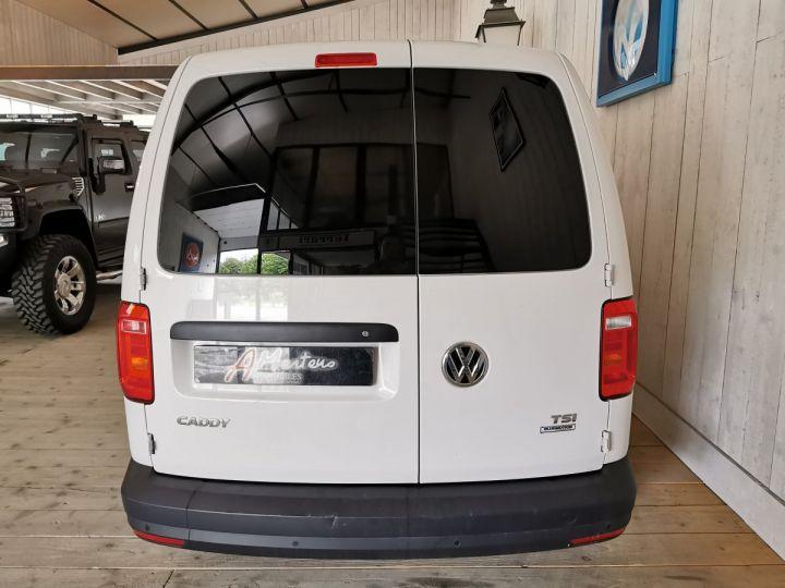 Volkswagen Caddy 1.2 TSI 84 CV BUSINESS LINE  Blanc - 4