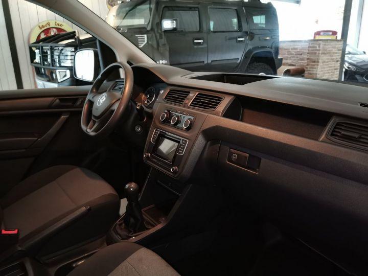 Volkswagen Caddy 1.2 TSI 84 CV BUSINESS LINE  Blanc - 6