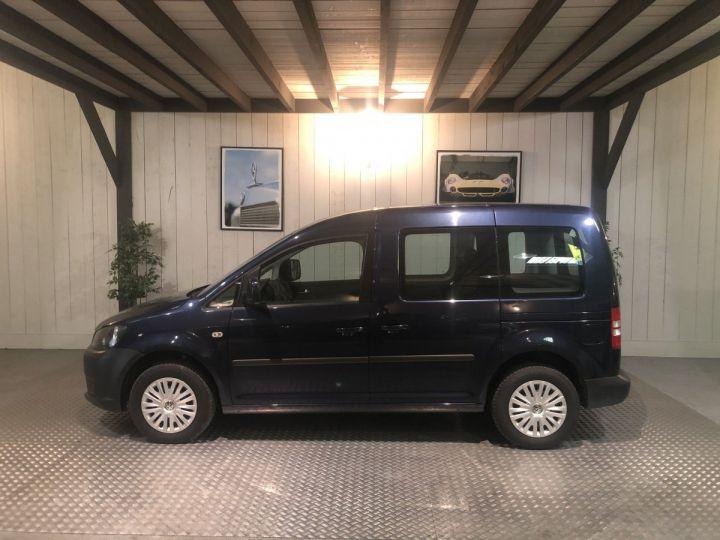 Volkswagen Caddy 1.6 TDI 102 CV 5PL Bleu - 1