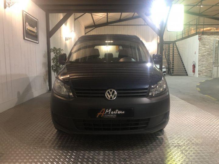 Volkswagen Caddy 1.6 TDI 102 CV 5PL Bleu - 3