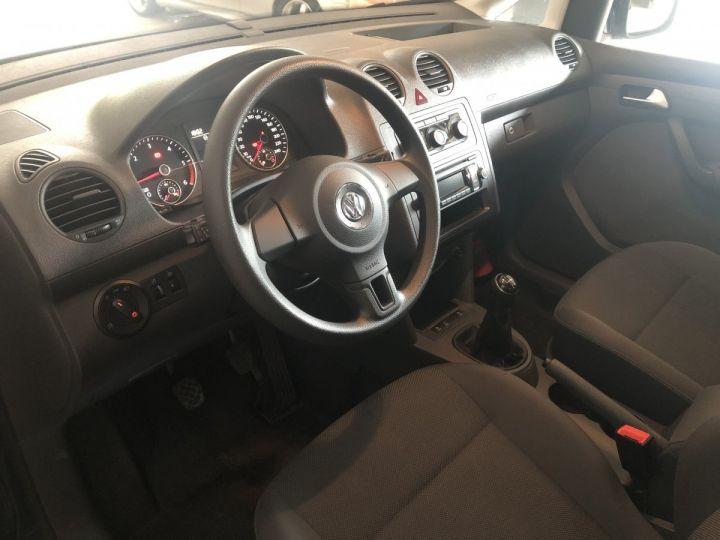 Volkswagen Caddy 1.6 TDI 102 CV 5PL Bleu - 5
