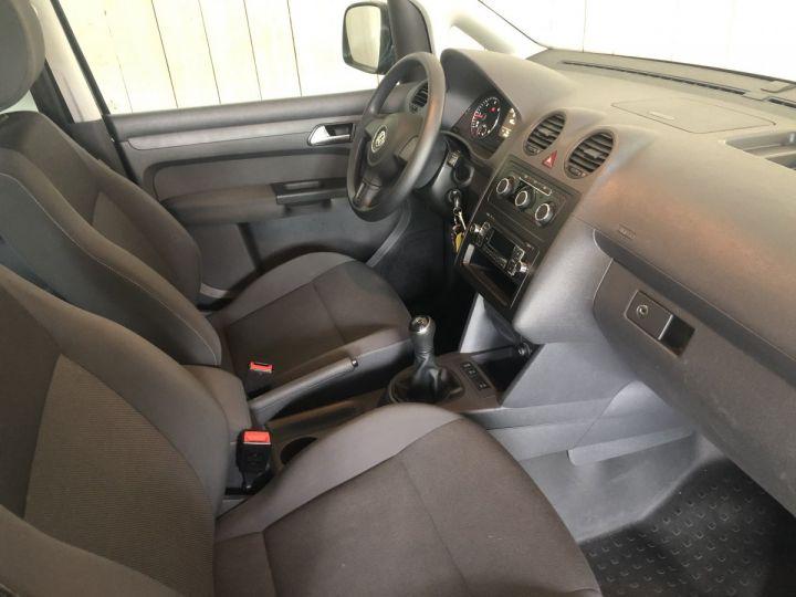 Volkswagen Caddy 1.6 TDI 102 CV 5PL Bleu - 6