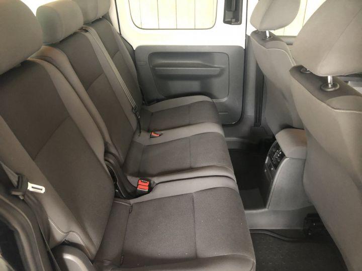Volkswagen Caddy 1.6 TDI 102 CV 5PL Bleu - 7