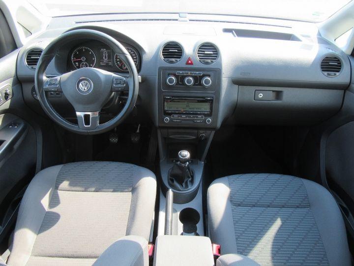 Volkswagen Caddy 1.6 TDI 102CH BLUEMOTION FAP CONFORTLINE Gris Fonce Occasion - 4