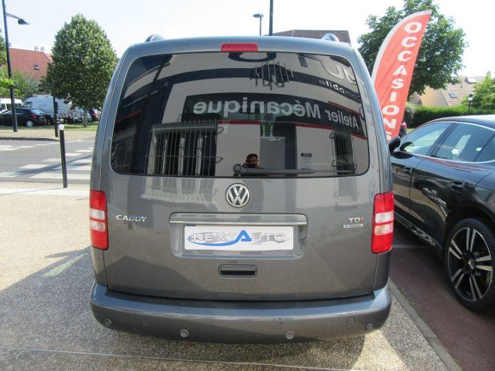 Volkswagen Caddy 1.6 TDI 102CH BLUEMOTION FAP CONFORTLINE Gris Fonce Occasion - 7