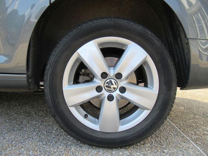 Volkswagen Caddy 1.6 TDI 102CH BLUEMOTION FAP CONFORTLINE Gris Fonce Occasion - 8